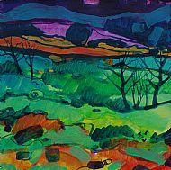 Winter Fields, Mull. Sold
