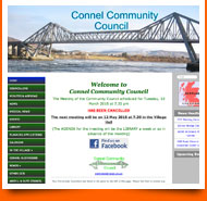 connel community council  - spanglefish
