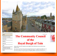 royal burhy of tain - spanglefish