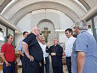 meeting Cardinal Reinhard Marx