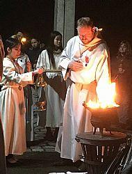Eastre Vigil - 'The Light of Christ'