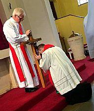 Good Friday - Veneration of the Cross