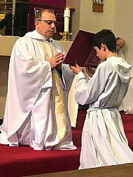 Holy Thursday - Renewal of Vows