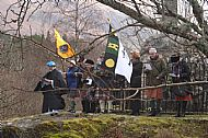 Glencoe Commemoration 13th February 2015