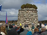 Culloden Commemoration 16th April 2016