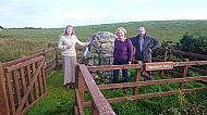 MacLean's Cairn Battle of Traigh Gruinheart