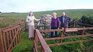 MacLean's Cairn Battle of Traigh Gruinheart