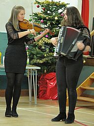 Ceilidh 2nd December 2017