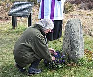 Culloden Commemoration 13th April 2018