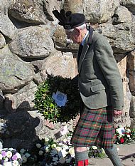 Culloden Commemoration 13th April 2019
