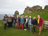 Summer Outing to Skye, September 17th - 19th