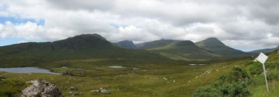 mountain & moor in wester ross