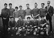 2nd Eleven League Winners 1966