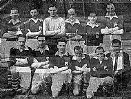 1953-1954 North of Scotland Cup Semi Final
