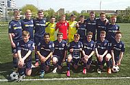 Amsterdam Tournament Under 15s 3rd Place (May 2015)