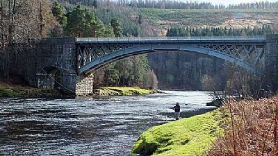 photo from spey fishery board
