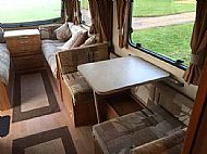 Four Berth Interior