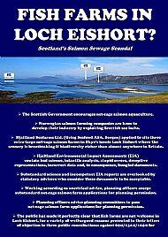 FISH FARMS IN LOCH EISHORT?