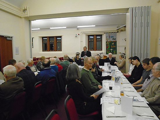 Culbokie church centre 2016 burns supper for Burns supper order of service