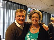 Maggie and Aled Jones