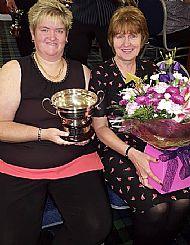 Ladies Champion 2016 Debbie Renwick