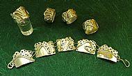 Moine Mhor Rings & Bracelet