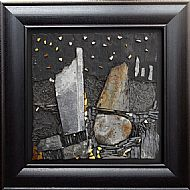 Stones and Stars. Sold