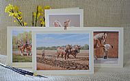 Suffolk Horse Card Pack 1 - SAVE £1