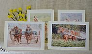 Suffolk Horse Card Pack 2 - SAVE £1