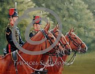 Eyes Front - The Kings Troop Royal Horse Artillery