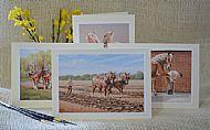 Suffolk Horse Card Pack 1 - SAVE £1