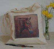 Handsome Suffolk Tote Bag