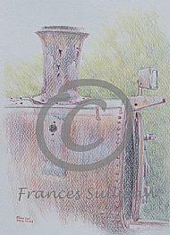 Rusty Relic - Narrow Gauge Steam Engine