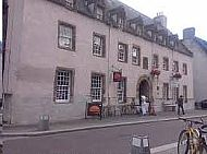 dunbar centre inverness. a meeting place for senior citizens in inverness