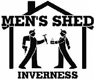 mens's shed inverness