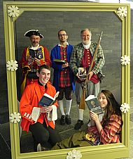 Shed Create Old Time Portrait Photo Frame For Culloden