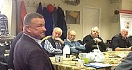 Alasdair Munro Talks at Shed