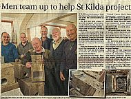 St Kilda Nesting Box Project 2015