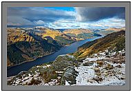 Loch Eck from Above
