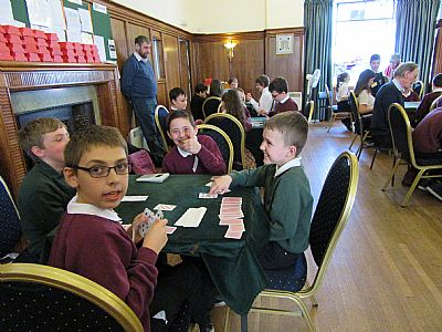 elgin heat of mini bridge competition 2015