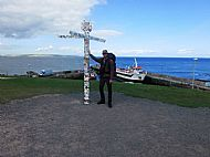 JOHN o'GROATS TO DUNCANSBY HEAD