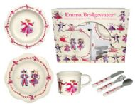 EMMA BRIDGEWATER MELAMINE DINNER SET - MICE