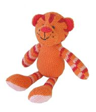 KNITTED TIGER