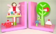 GISELA GRAHAM TEA PARTY BOOKENDS