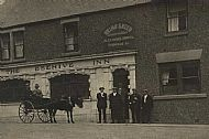 The Beehive Inn around 1900