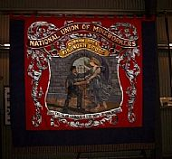Fishburn Colliery Banner