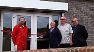 Ribbon cut to unveil new pavilion