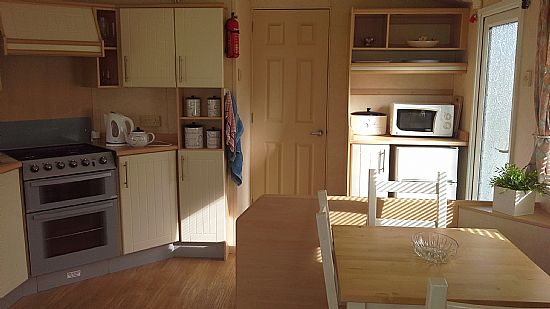 Brilliant Caravan Rental In Berwickshire