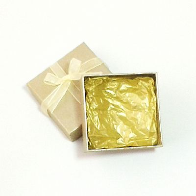 gold bift box