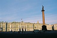 The Hermitage and the Alexander Column